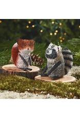 Ornament - Friendly Fox Buri