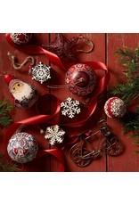 Ornament - Floral Motif Gourd