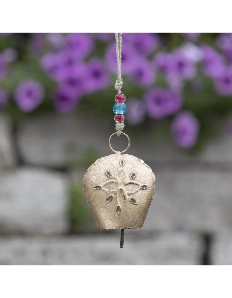 Floral Bell Hanger - Large