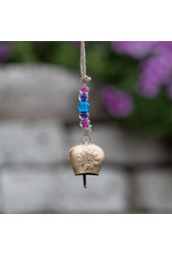 Floral Bell Hanger - Small