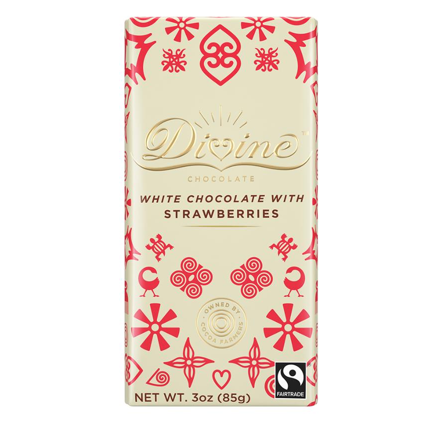White Chocolate Strawberry