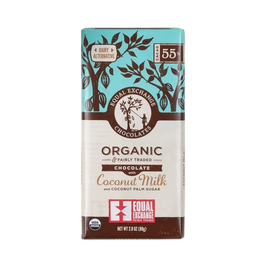 Equal Exchange Chocolate - Coconut Milk, Vegan