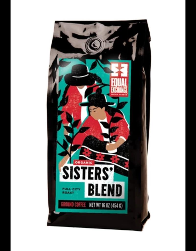 Equal Exchange Coffee - Sisters' Blend