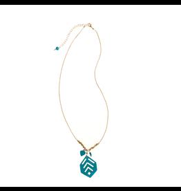 Necklace - Bold Turquoise