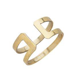 Ring - Brass Bombshell