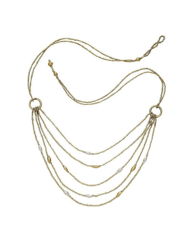 Necklace - Peace