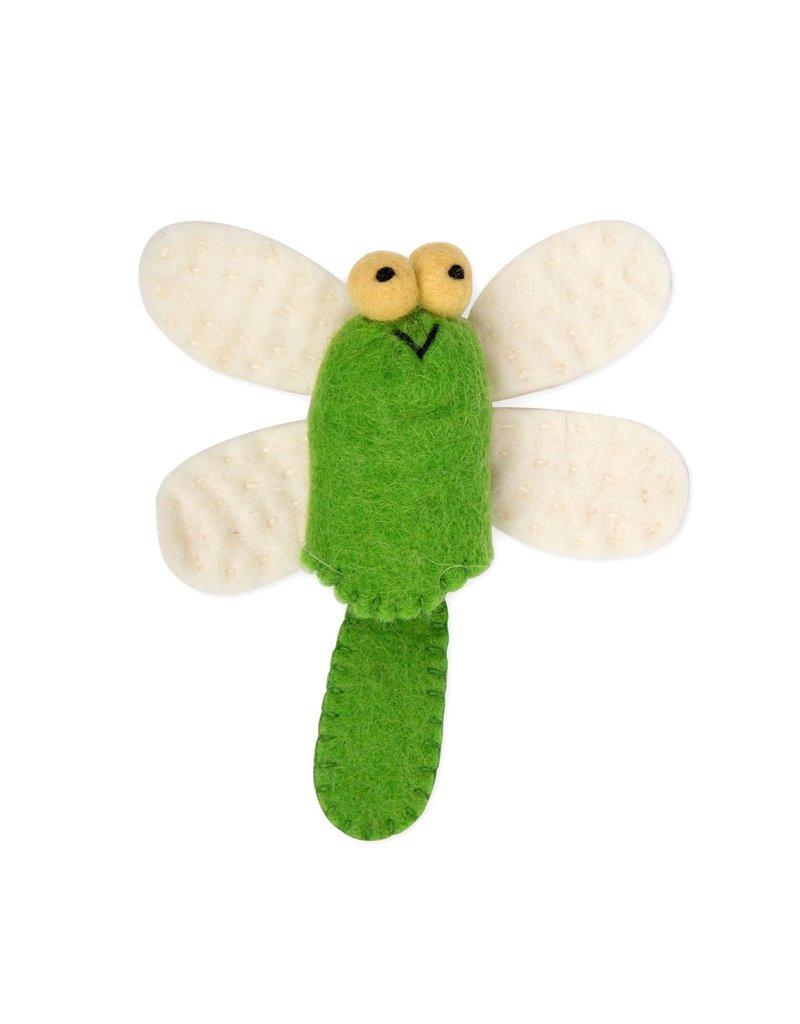 Finger Puppet - Dragonfly
