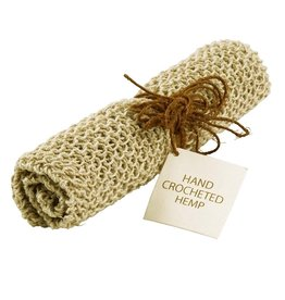 Washcloth - Natural Hemp