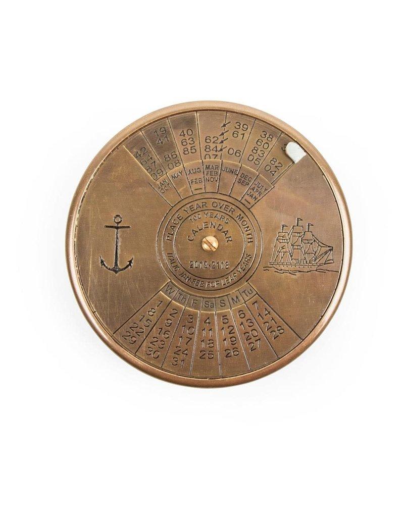 Calendar - 100 Year