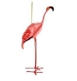 Ornament - Flamingo Seed Pod