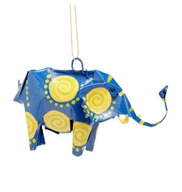 Ornament - Canimal Safari Elephant