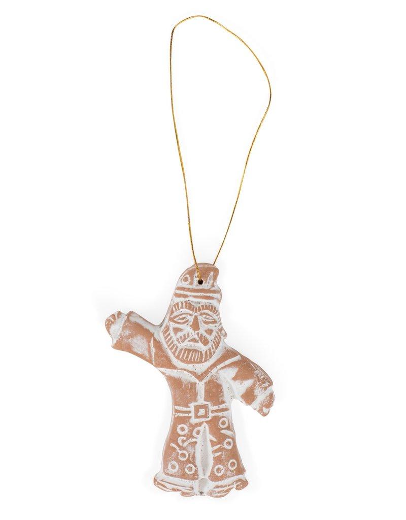 Ornament - Disco Santa