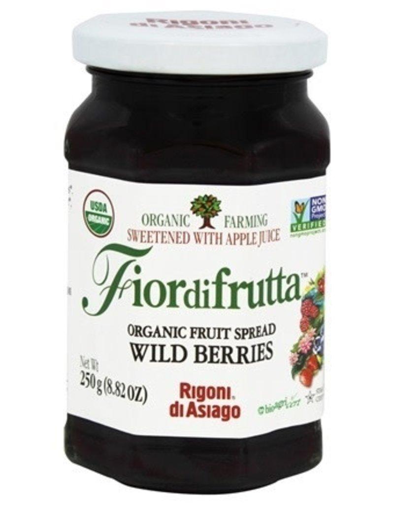 Wild Berry Jam - Organic