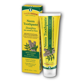 TheraNeem Toothpaste - Neem Mint