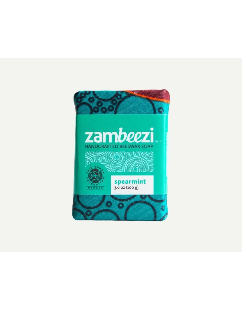 Zambeezi Soap - Spearmint