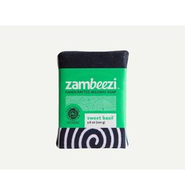 Zambian Soap - Sweet Basil