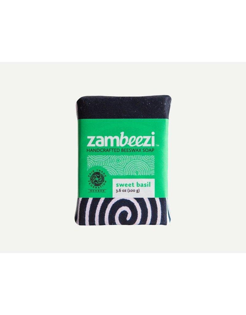 Zambian Soap - Sweet Basil