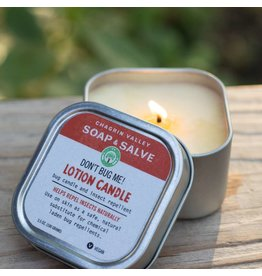 Don't Bug Me! Natural Insect Repellent Candle