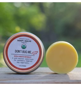 Don't Bug Me! Natural Bug Repellent Lotion Bar