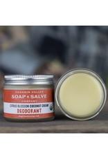 Deodorant - Coconut Cream Citrus Blossom