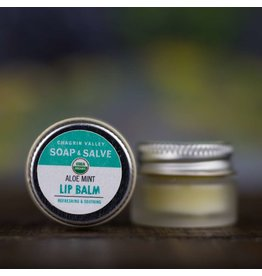 Lip Balm - Aloe Mint