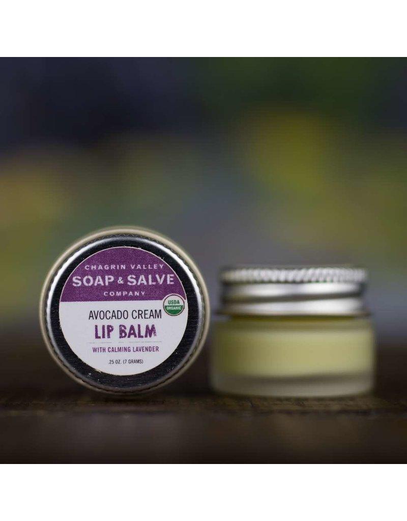 Lip Balm - Avocado Cream Lavender