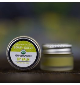 Lip Balm - Hemp Lemongrass