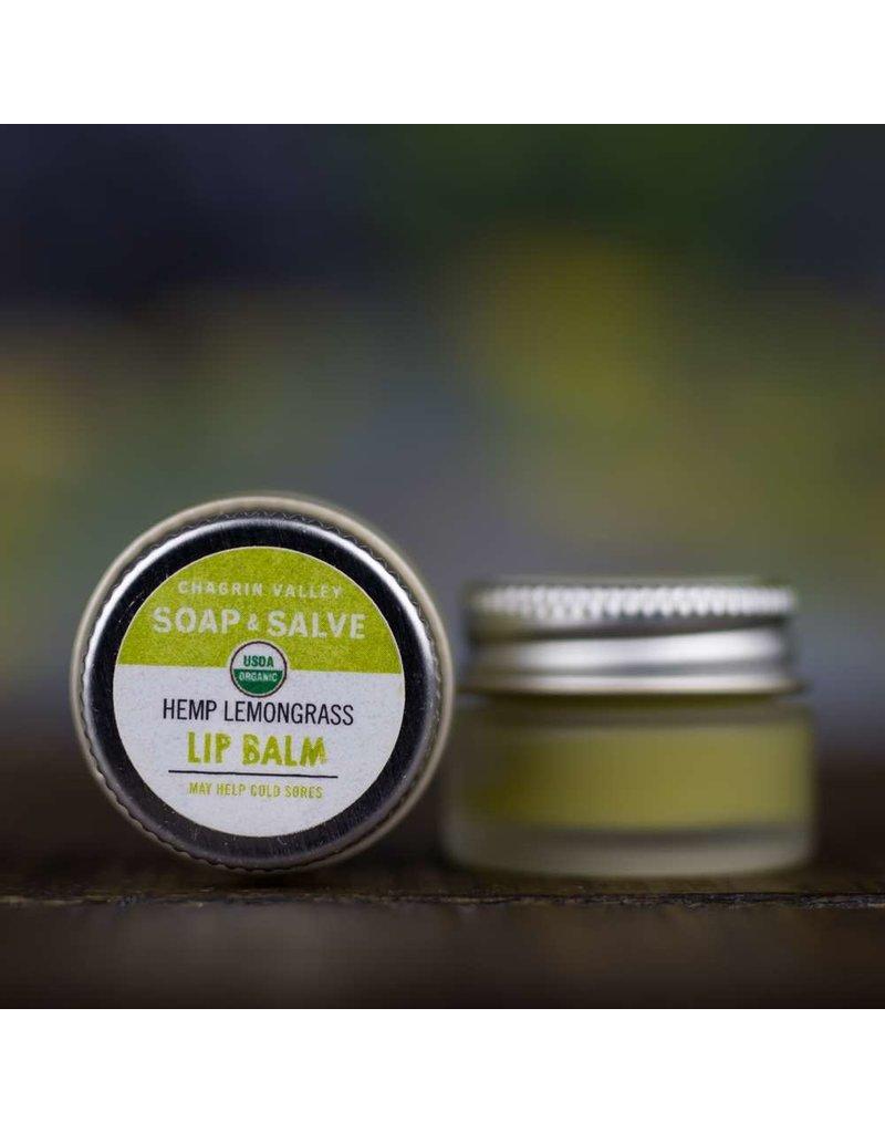 Lip Balm - Hemp Lemongrass