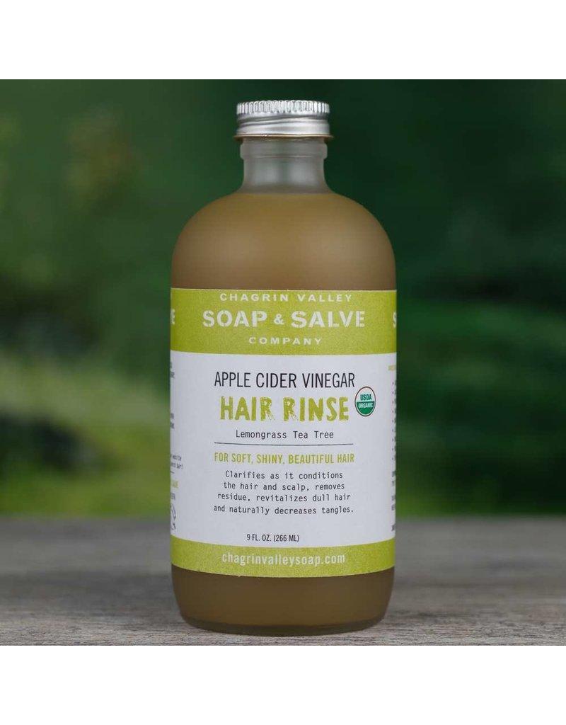 Apple Cider Vinegar Rinse Concentrate - Lemongrass Tea Tree