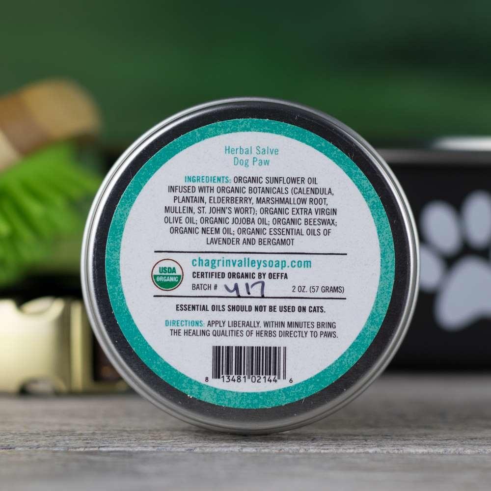 Salve - Dog Paw