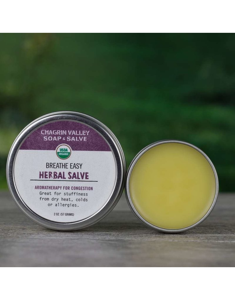 Salve - Breathe Easy