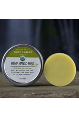 Lotion Bar - Hemp Mango Mint