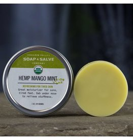 Lotion Bar - Hemp Mango Mint