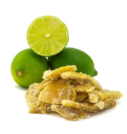 Candied Lime