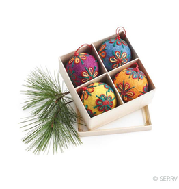 Ornament - Colorful Jute