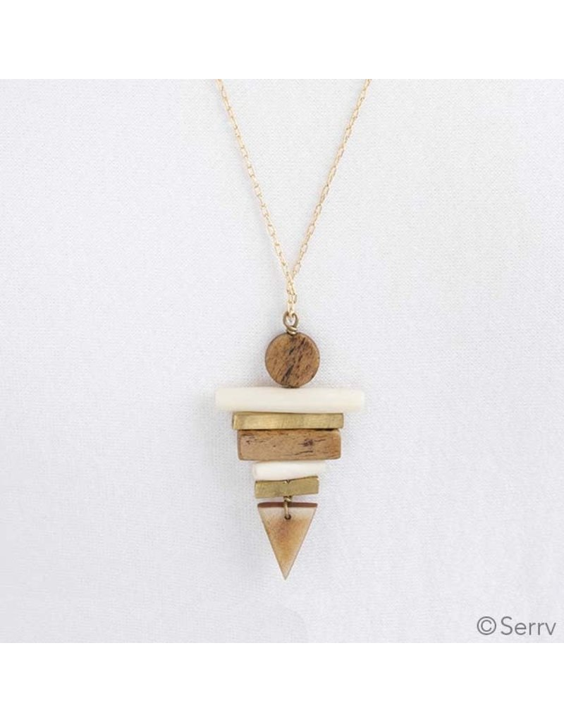 Necklace - Arrow Pendent
