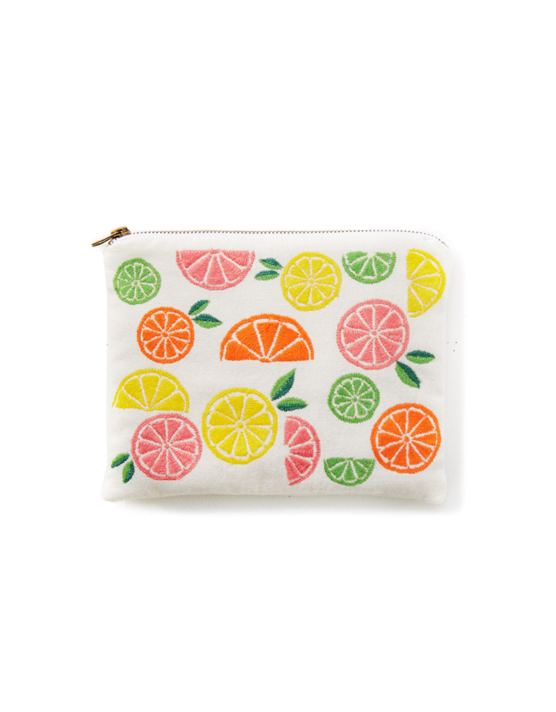Pouch - Citrus Medium