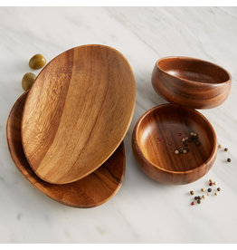 Plate - Acacia Wood Oblong