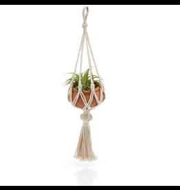 Plant Hanger - Mini Macrame