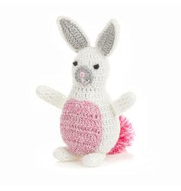 Bunny - Pink Pom