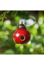 Bird House - Cardinal Gourd