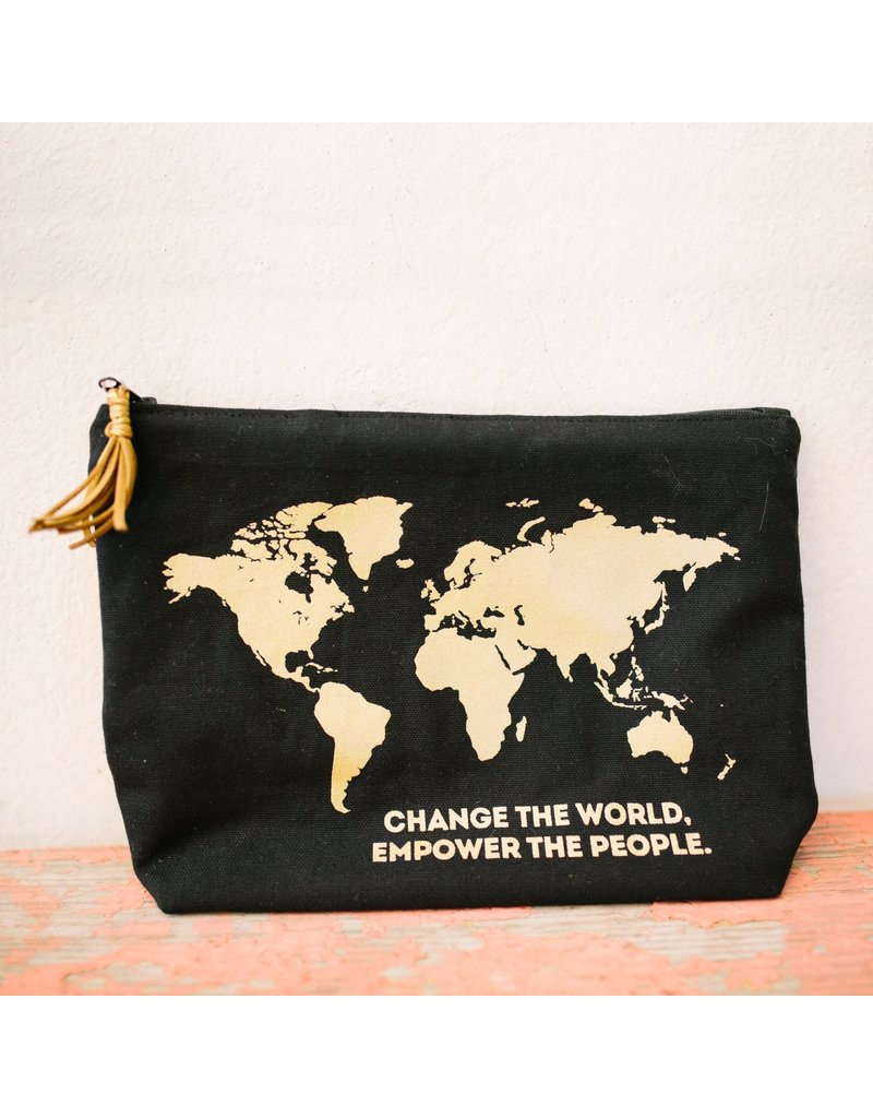 Zipper Pouch - Empower