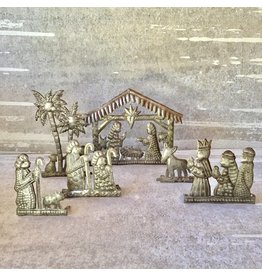 Nativity - Six Piece Steel
