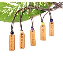 Necklace - Aromatherapy Hope