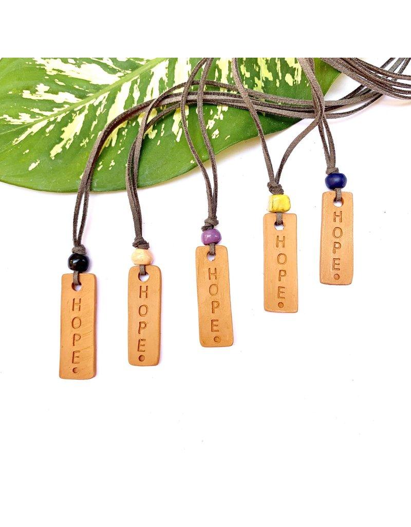Necklace - Aromatherapy Hope