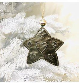 Ornament - Fat Star