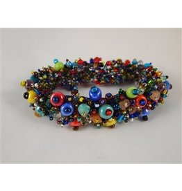 Bracelet - Caterpillar Multicolor
