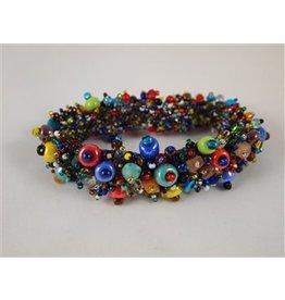 Bracelet - Caterpillar Multicolor