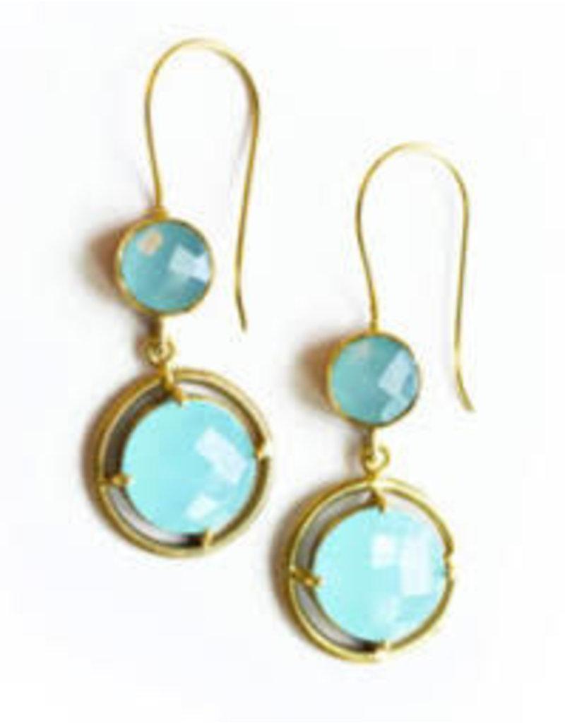 Earrings - Solstice Drop
