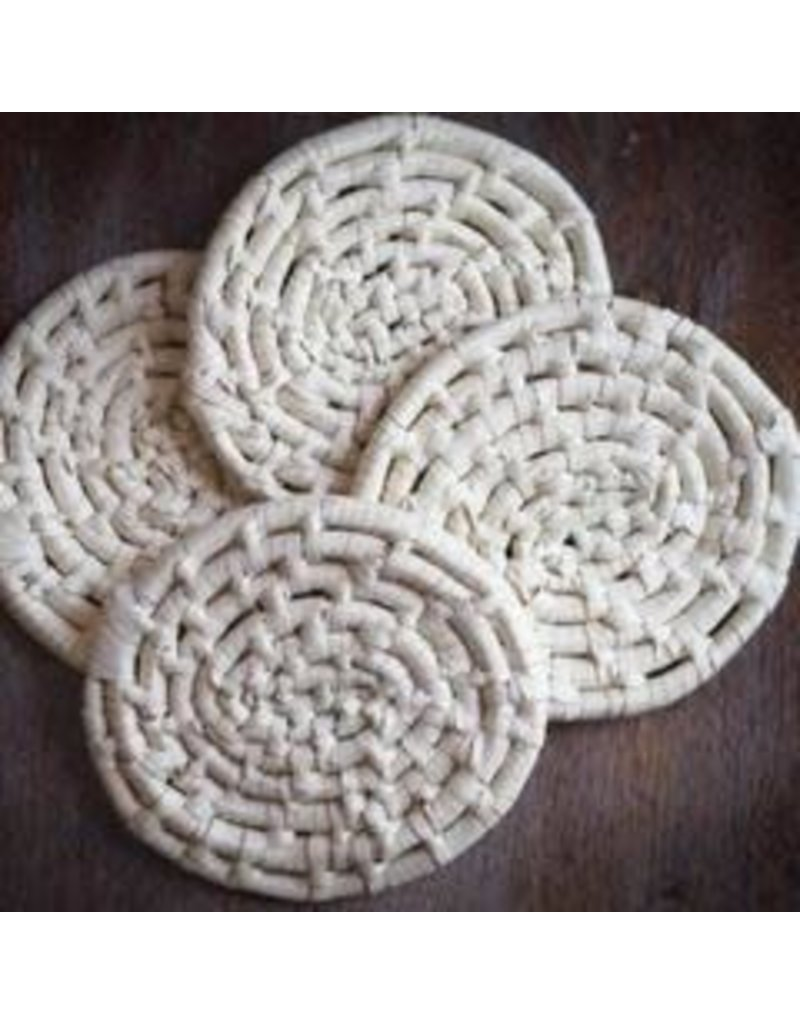 Coasters - Set of Four Woven